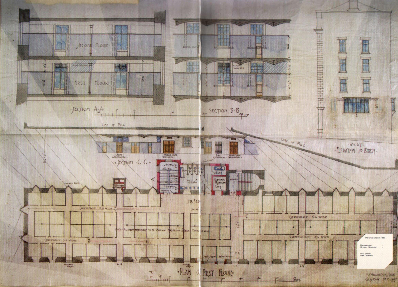 Hidden glasgow the great eastern working mans hotel alexanders blueprint malvernweather Gallery